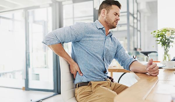 Tác hại khôn lường của bệnh đau lưng