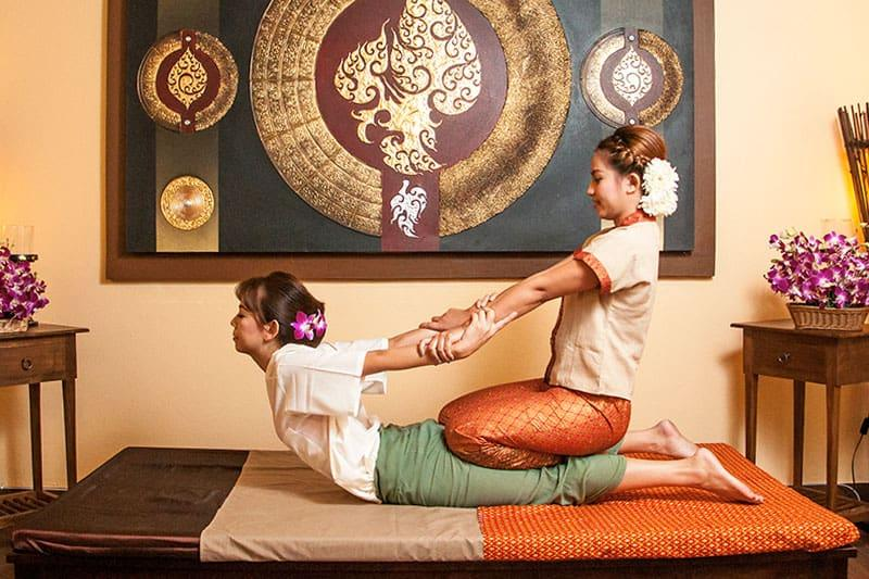 Impressive Thai massage with 3 unique differences