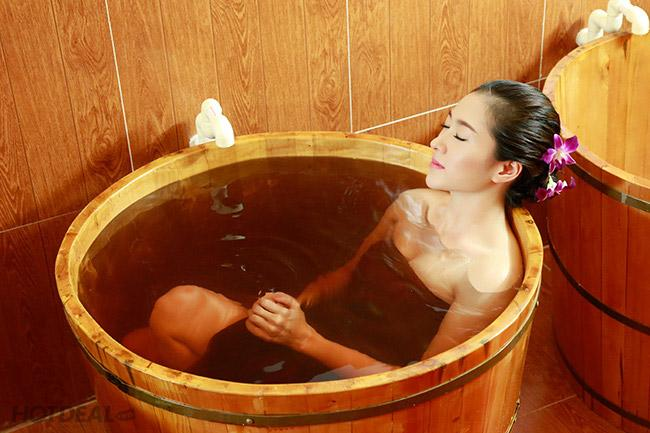 What makes people not only women love the Dao Do bathing method