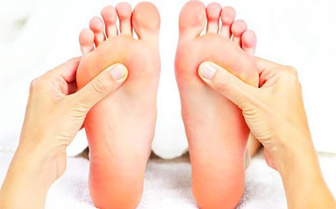 Bạn có biết rằng bàn chân cũng có lục phủ ngũ tạng?