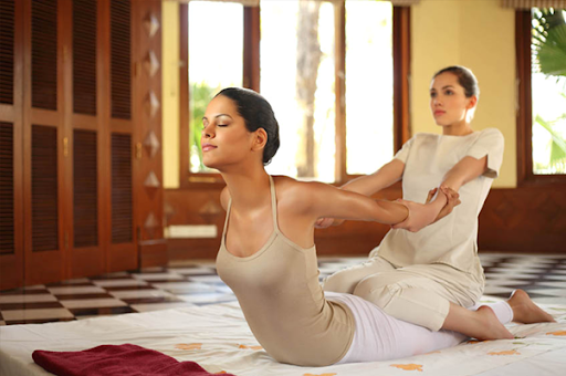 Phuc Hung Impression helps you experience Thai massage in a special way