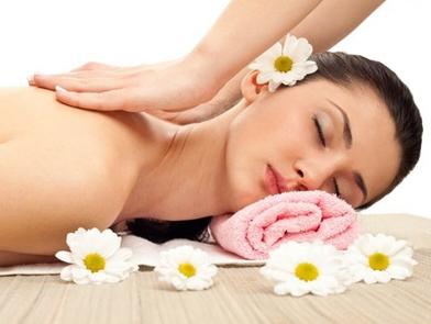 Vẻ đẹp khí chất của một tinh thần minh mẫn khi thư giãn massage đúng cách