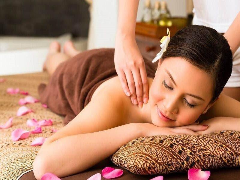 Tái hiện việc thư giãn của người xưa khi trải nghiệm massage Nhật Bản
