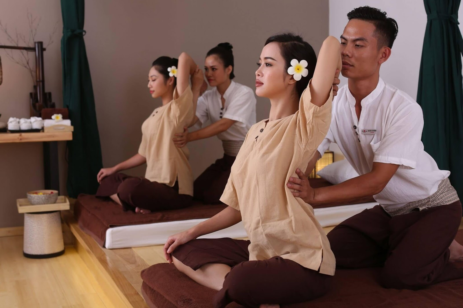 Tiêu chuẩn kép giúp tinh thần và sức khỏe hồi phục nhất mỗi khi bị stress qua massage Thái
