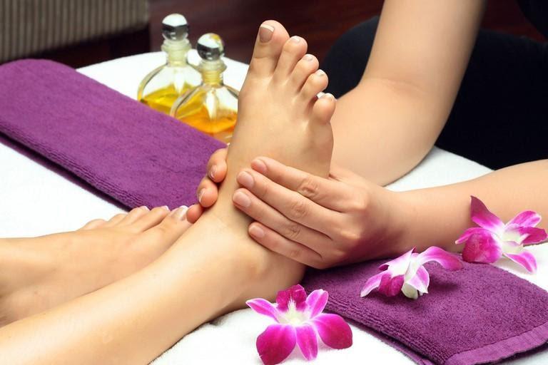 Sài Gòn, các dịch vụ massage phổ biến hiện nay
