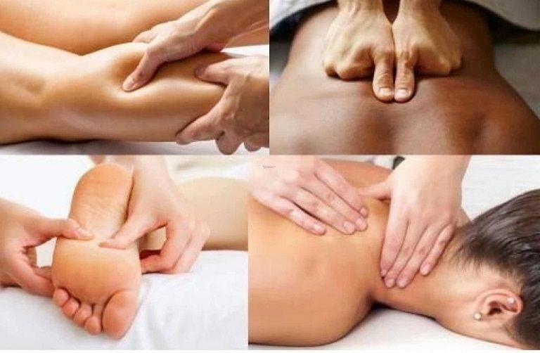 Giải quyết độc chất cơ thể với massage bấm huyệt đúng cách