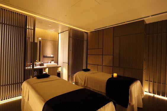 Không gian thực hiện massage Nhật Bản theo truyền thống